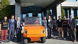 Elektrikli otomobil ürettiler