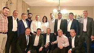 İlçe Başkanlarından Ankara çıkarması