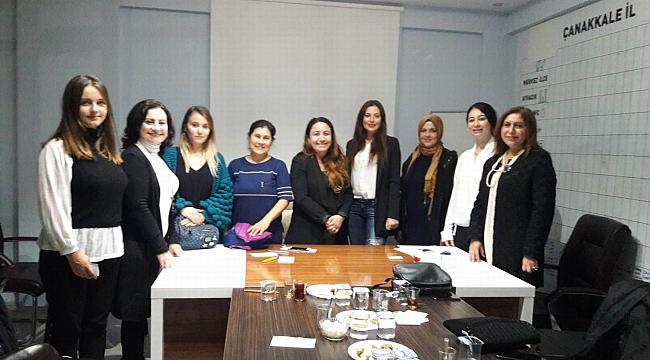 AK Kadınlar çalıştayda buluştu