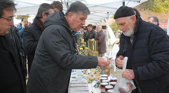 Ayvacık'ta Zeytin Şenliği Festivali