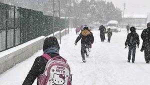 Eğitimde kar tatili
