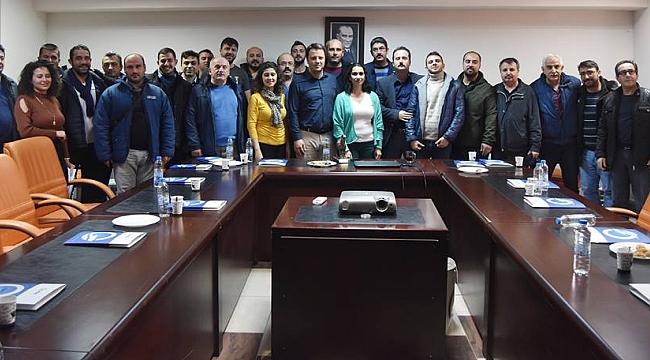 GESTAŞ personeline 'Engelli yolcularla iletişim' eğitimi