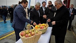 Sebze ve Meyve Hali açıldı