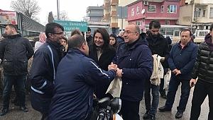 """Gider; """"Daha modern pazar yeri Çanakkale'ye yakışır"""""""
