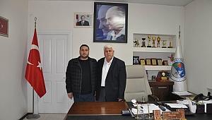 Başkan Ulaş'tan Öztürk'e tam destek…