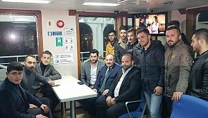 """""""Gençler Boğaz'ı 80 kuruşa geçiyorsunuz. Hadi yine iyisiniz"""""""