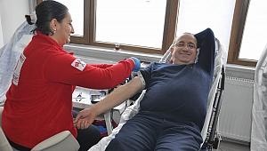 'Kan Acil Değil Sürekli İhtiyaçtır'