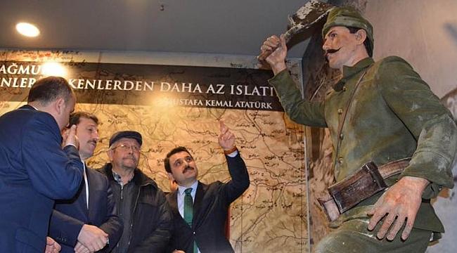 Bigalı Mehmet Çavuş anıldı