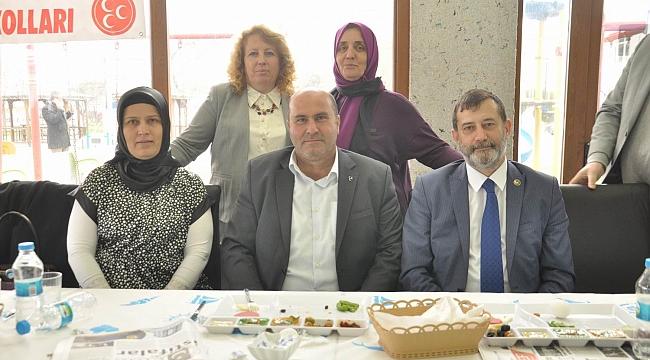 MHP'den birlik ve dayanışma etkinliği