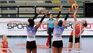 Aydın Büyükşehir Belediyespor: 3 – Çanakkale Belediyespor: 1