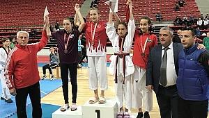 İrem Dinç Türkiye şampiyonu