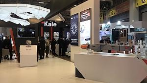 Kale Grubu'ndan IDEF'te tasarım ve teknoloji gösterisi
