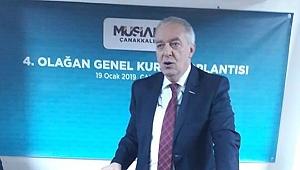 """Mutlu; """"Yeni dönem, Türkiye için şahlanma vakti olsun"""""""