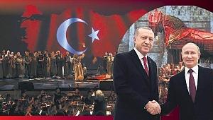 Rusya–Türkiye Kültür ve Turizm yılı Troya ile açıldı
