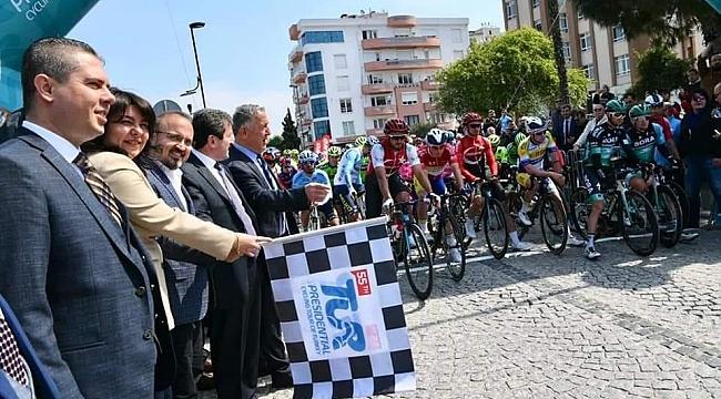 Üçüncü etap Çanakkale'den start aldı