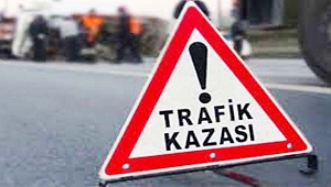 Bin 643 trafik kazası yaşandı