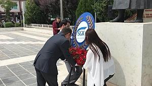 """Ercan; """"SGK öncü ve saygın bir kuruluştur"""""""