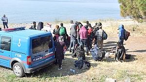 Kaçak göçmen operasyonu