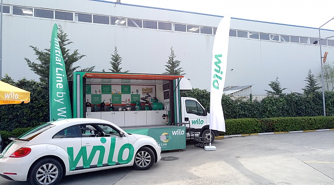 Wilo Roadshow'un yeni durağı Çanakkale!