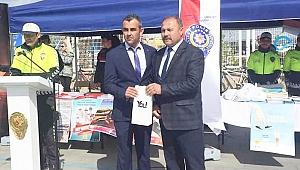 Yılın şoförü Yahya Kısaoğlu