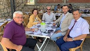 AK Parti'den köy hayırlarına çıkarma