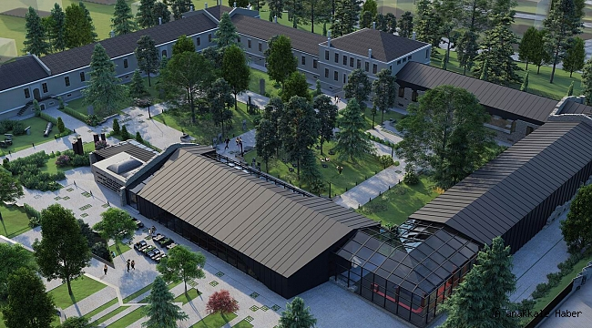 Askeri Sağlık Müzesi yapılacak
