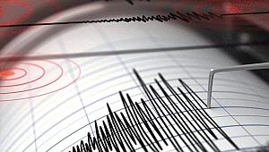 Ayvacık'ta deprem