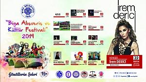Biga'da festival başlıyor
