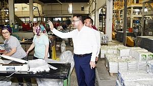 Erdoğan ziyaretlerini sürdürüyor