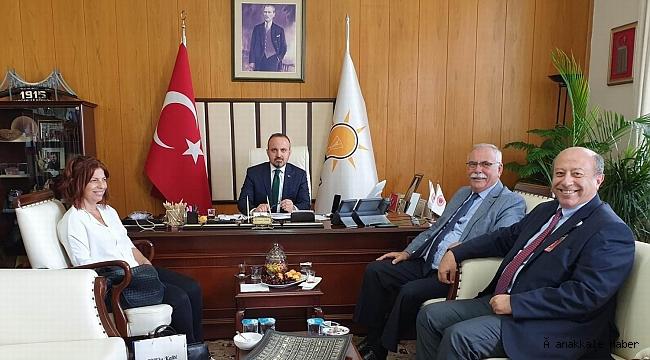 Ankara'da beklenen ziyaret