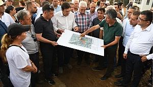 Belediye Başkanlarından su nöbetine destek