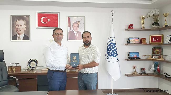 Can, Başkan Erdoğan ile buluştu