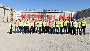 """""""'Kızılelma' Çanakkale'mize çok yakışacak"""""""