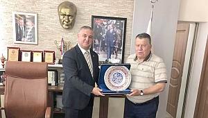 Yargıtay Başkanı'ndan Oruçoğlu'na ziyaret
