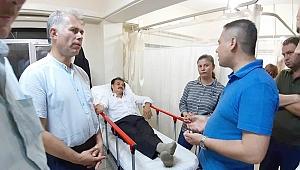 Bayramiç'te 600 kişi hastaneye başvurdu