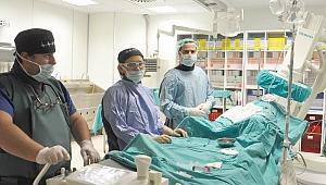 Çanakkale Devlet Hastanesi'nde bir ilk