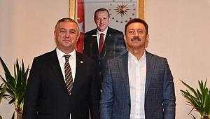 Geyikli'ye yeni kardeş belediye
