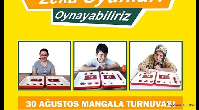 Mangala Turnuvası Çanakkale'de