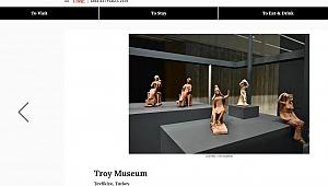 Troia Müzesi, Dünya'nın en harika yerleri listesinde