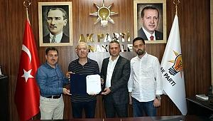 AK Parti'den Kepez'e atama