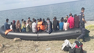 Bir haftada 1420 kaçak göçmen yakalandı
