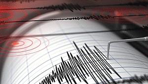 Deprem korkuttu