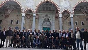 Karabiga Belediyesi'nden Edirne'ye gezi