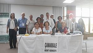 Kent Konseyi'nin yeni Başkanı Evren Kızoğlu