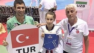 Zeynep Taşkın Balkan Şampiyonu