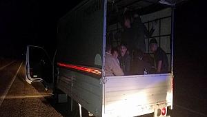 125 kaçak göçmen yakalandı