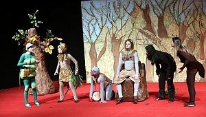 Bosch Çevre Çocuk Tiyatrosu Çan'da