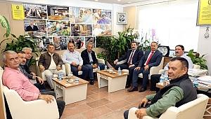 Çanakkale projeleri ele alındı