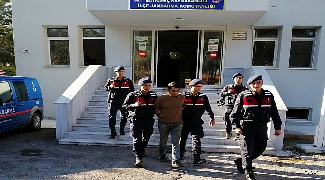 Cezaevi firarisi, akrabasının evinde yakalandı