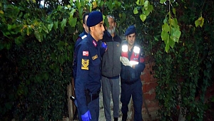 Cezaevi firarisi, saklandığı evde yakalandı